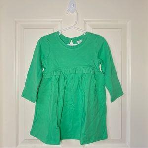 Green Gap Baby Dress
